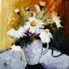 Marguerites in a Jug