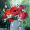 Poppies in a Jug